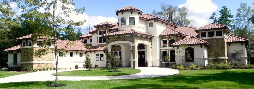Mediterranean Style Home Built Green Custom Homes 2