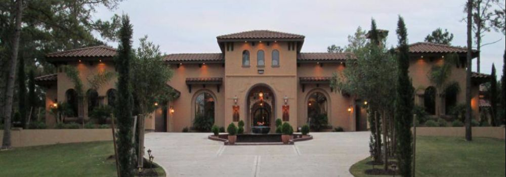 Moroccan Style Home Built Green Custom Homes